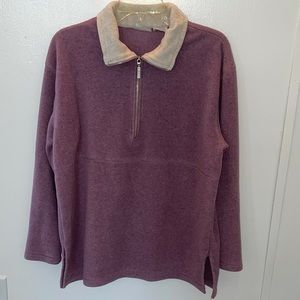 Two twenty pull over sweater